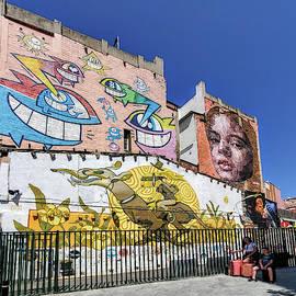 When in Barcelona by Nora Martinez