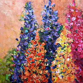 Where Are My Lupins by Jo-Anne Gazo-McKim