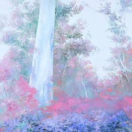 Where the wildflowers grow by Jan Matson
