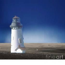 White Lighthouse by Belinda Threeths