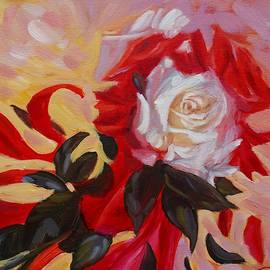 White rose and others by Elena Sokolova