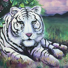 White Tiger by Rick Mcclelland