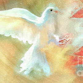 White Winged Dove by Tina LeCour