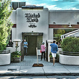 Wicked Weed Brewery by Sharon Popek