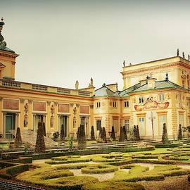 Wilanow Palace #5, Warsaw by Slawek Aniol