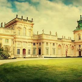 Wilanow Palace #6, Warsaw by Slawek Aniol
