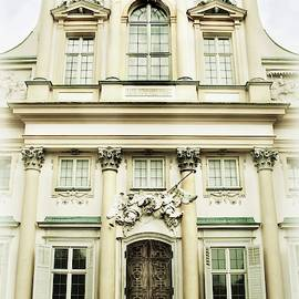 Wilanow Palace Detail #2, Warsaw by Slawek Aniol