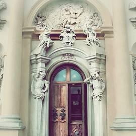 Wilanow Palace Detail, Warsaw by Slawek Aniol