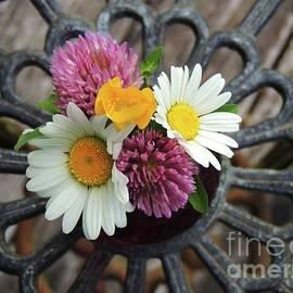 Wild Flower Bouquet by Julie Rauscher