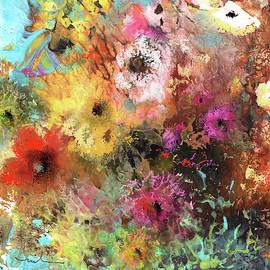 Wild Flowers 15 by Miki De Goodaboom