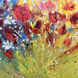 Wild Flowers by Evelina Popilian