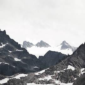 Wilderness Mountains by Yulia Kazansky