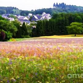 Wildflowers in Bloom by Bob Lentz