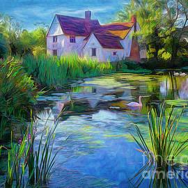 Willy Lott's Cottage by Edmund Nagele
