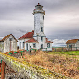 Wilson Point Lighthouse by Spencer McDonald