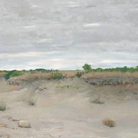 Wind-swept Sands by William Merritt Chase