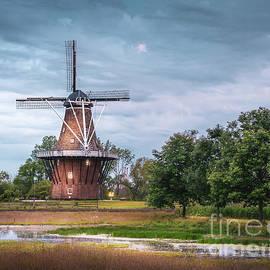 Windmill Island, Holland, Michigan by Liesl Walsh