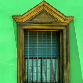 David Smith - Window in Antofagasta Chile
