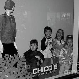 Window Mannequins by Crystal Nederman