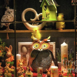 Window Shopping  by Flo Photography