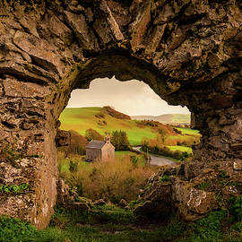 Window To The Past by Fergal Gleeson