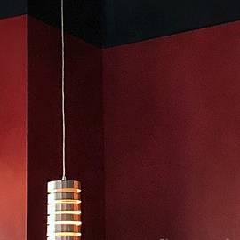 Wine Bar Lights 3 by Diana Rajala