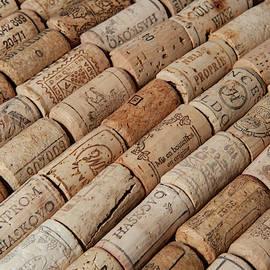 Wine Corks by Helen Northcott
