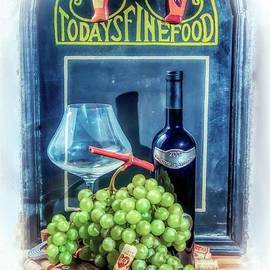 Wine O'Clock In Italy by Stefano Senise