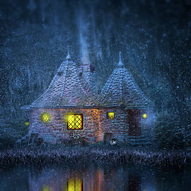 Mark Andrew Thomas - Winter Cottage