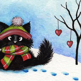 AmyLyn Bihrle - Winter Kitty Cat