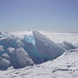 Charline Xia - Winter Landscape Ice Formation