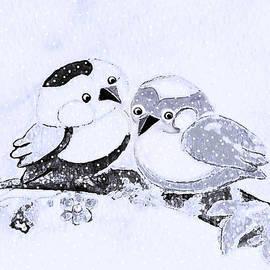 Winter Love  by Hazel Holland