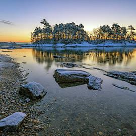 Winter Morning in Wolfe