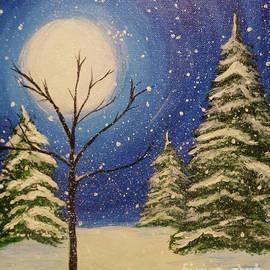Kathy Carlson - Winter Silhouette