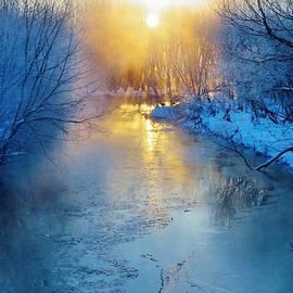 Lori Frisch - Winter Sunrise