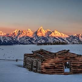 Michael Morse - Winter Sunrise