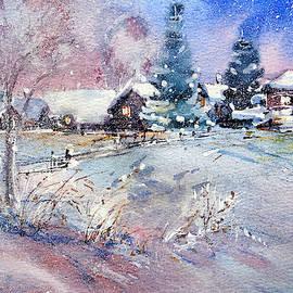 Misha Kuznetsov - Winter Village