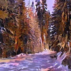 Winter Wonderland by Artly Studio