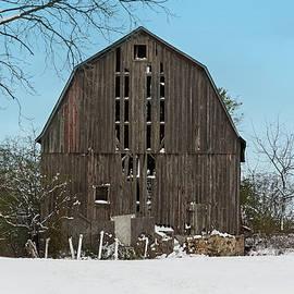 Kim Hojnacki - Wisconsin Barn