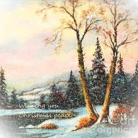 Hazel Holland - Wishing You Christmas Peace