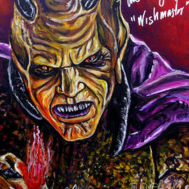 Wishmaster by Jose Mendez