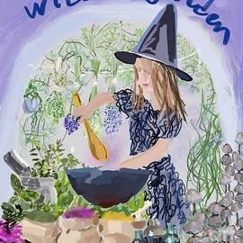 Witch's Garden by Maria Gunby