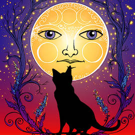 Witch's Moon by Katherine Nutt