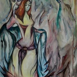 Woman of the tribe by Cheryl Pettigrew by Cheryl Pettigrew