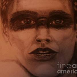 Woman warrior by Mary DeLawder