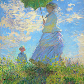 Woman with a Parasol - Digital Remastered Edition