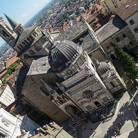 Wonderful Bergamo - Santa Maria Maggiore Basilica and Cappella Colleoni by Georgia Mizuleva