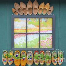 Wooden Shoes by Jason Layden