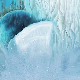 World Needs Winter Background 2 by Tatiana Hallack