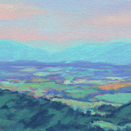 Woven Together - Shenandoah Valley by Bonnie Mason